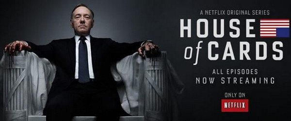House of Cards : la pilitique impitoyable