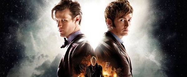 Doctor Who : la bande-annonce de l'épisode anniversaire !