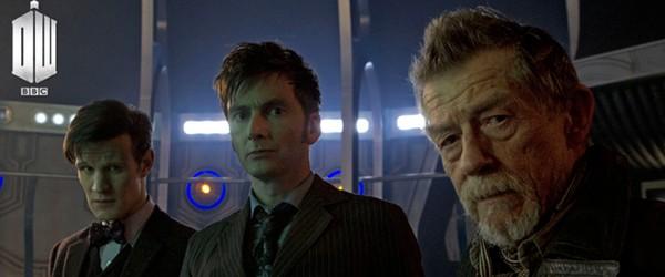 Bon Anniversaire Doctor Who !