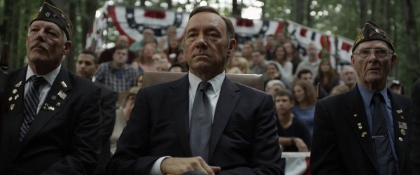House of Cards : la bande-annonce de la saison 2