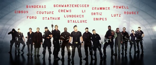 The Expendables 3 dévoile son teaser !