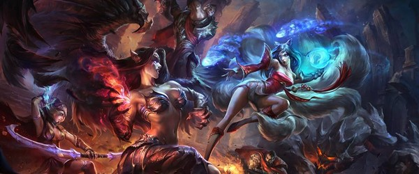 League of Legends : le roi du DotA ?