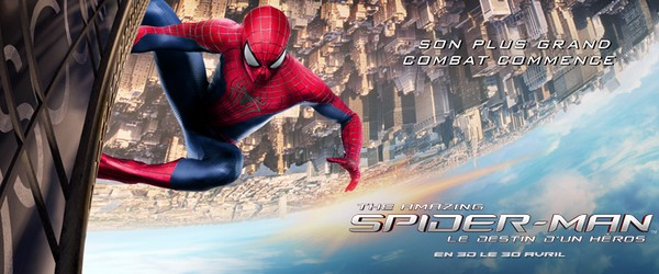 The Amazing Spider-Man 2 le destin d'un zéro