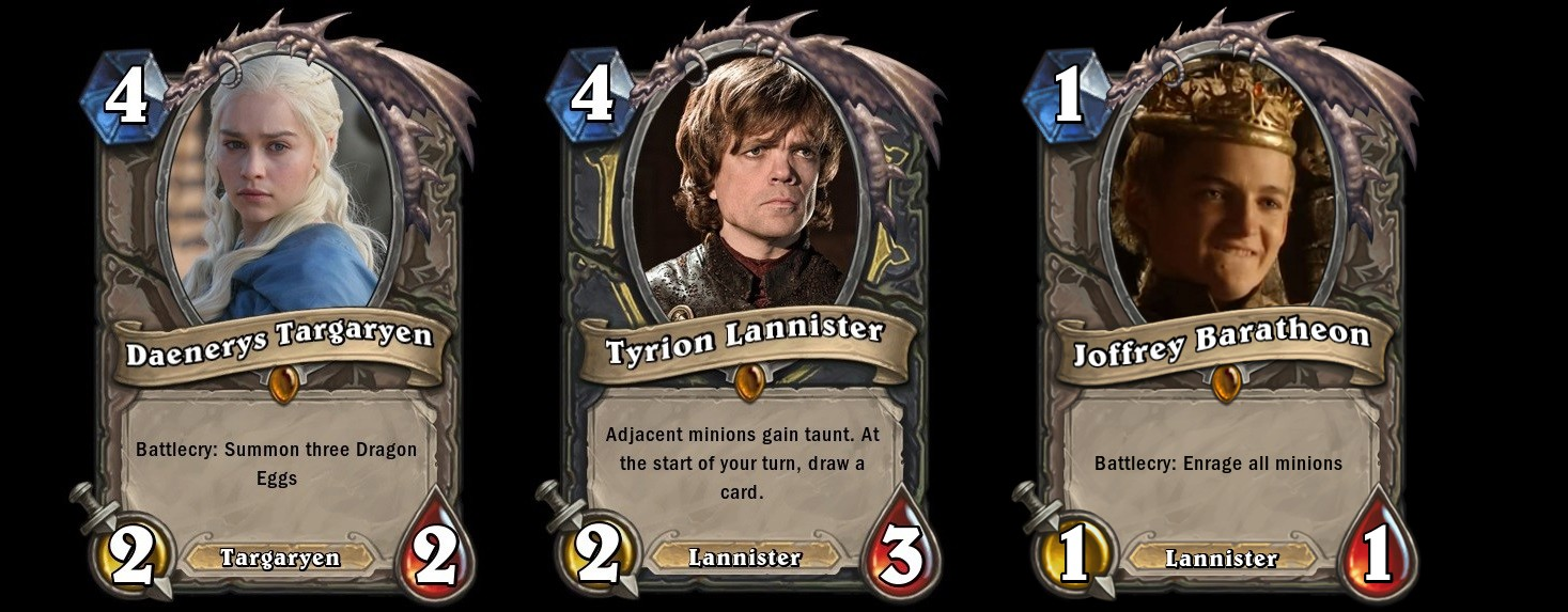 Hearthstones_game of thrones_image1