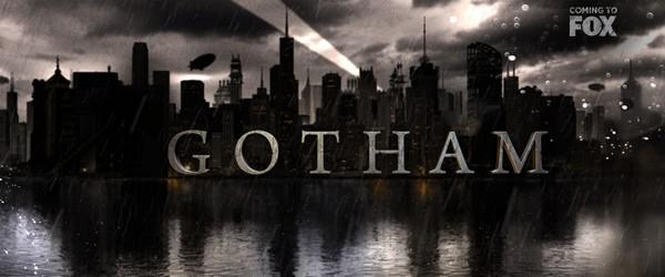 Gotham : première bande-annonce de la série
