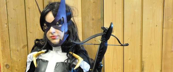 Une Huntress à Geekopolis