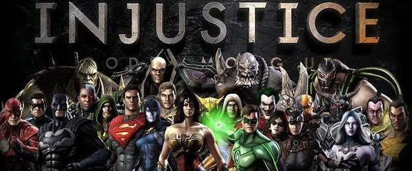 Injustice : les super-héros règlent leurs comptes