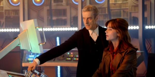 Deep Breath Doctor Who