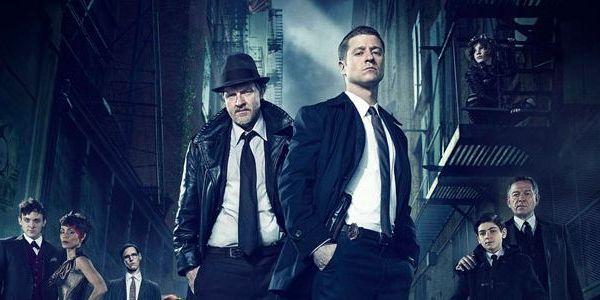 Gotham, pilote droit dans le mur