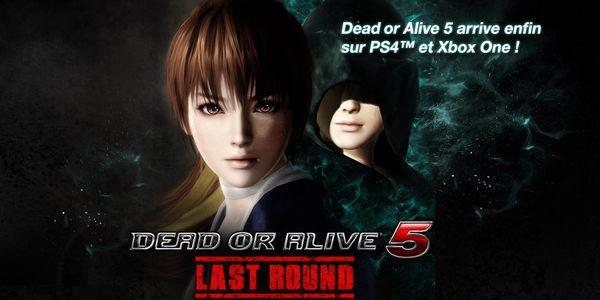 Dead or Alive 5 Last Round au printemps 2015_1