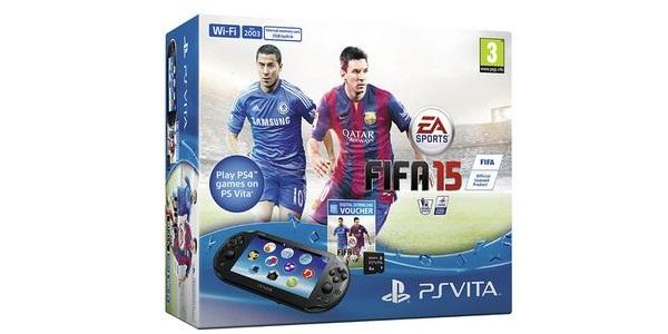 Un bundle Fifa 15 sur Ps Vita