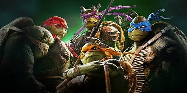 Ninja Turtles : soupe de Tortues !