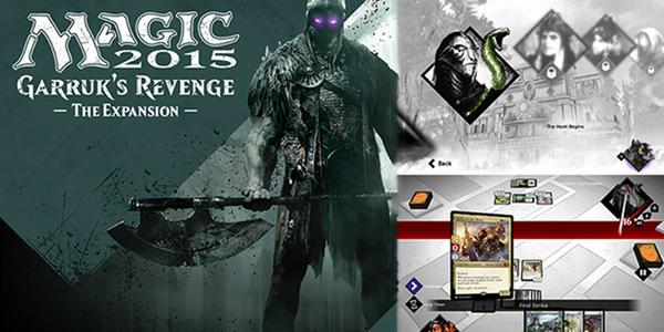 360_Magic 2015 annonce l'arrivée de GarrukGarruk_Revenge_KeyArt