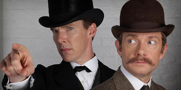 Sherlock special noel