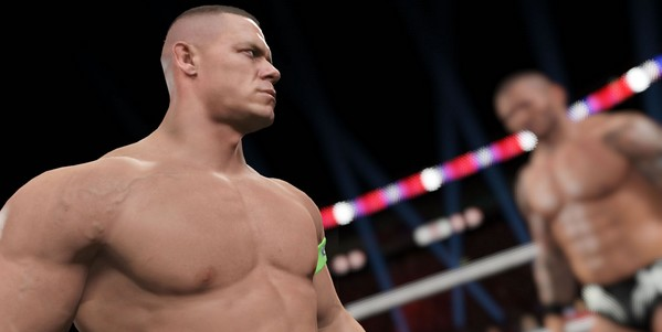 WWE 2K15  3ème vidéo du making of_wwe_ss_35