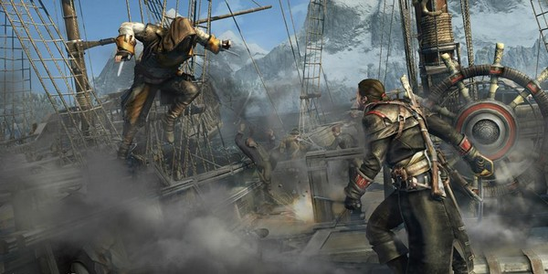 Trailer de lancement pour Assassin's Creed Rogue