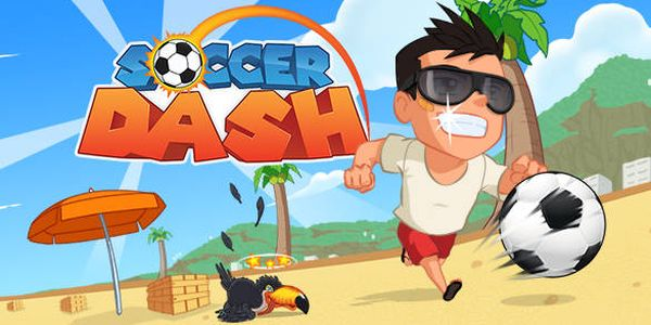 Soccer Dash a courru les Indie Games Play_Soccer Dash lance son crowdfunding