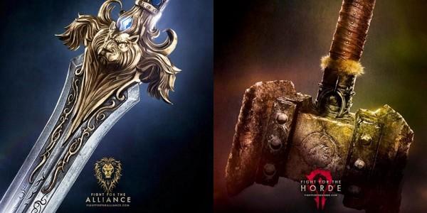 Warcraft : affiches et casting du film !