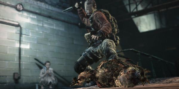 Barry Burton dans Resident Evil Revelations 2_21575