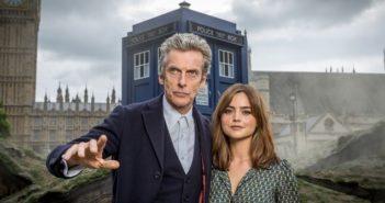 Jenna Coleman fidèle au Docteur Who