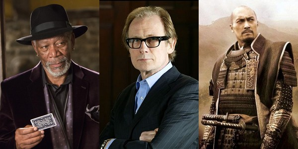 Freeman, Nighy, Watanabe dans Doctor Strange ?