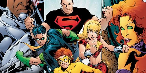La série Teen Titans bouge !