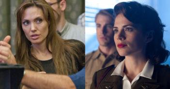 Angelina Jolie - Agent Carter