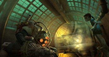 Bioshock, des concept arts du film annulé