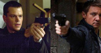 Jason Bourne : pas de rencontre Matt Damon / Jeremy Renner