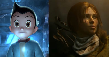 Astro Boy Tomb Raider