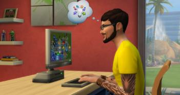 Comme Blanche Neige, Les Sims 4 croque la pomme !