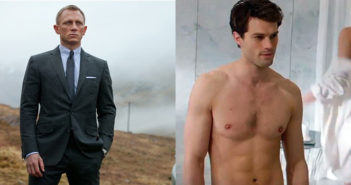 James Bond Christian Grey