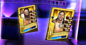 WWE SuperCard une belle mise à jour gratuite