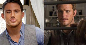 Channing Tatum Chris Pratt