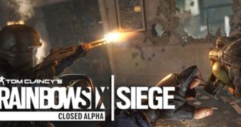 Tom Clancy's Rainbow 6 Siege : l'Alpha fermée bientôt disponible