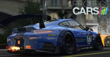 Une nouvelle date de sortie pour Project CARS