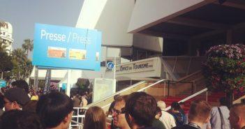 [Cannes 2015] La galère de l'accrédité (Jour 1)