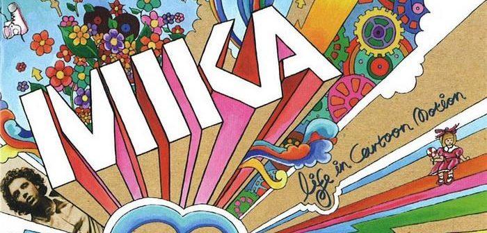 [Critique] Life In Cartoon Motion de Mika, un envol explosif !