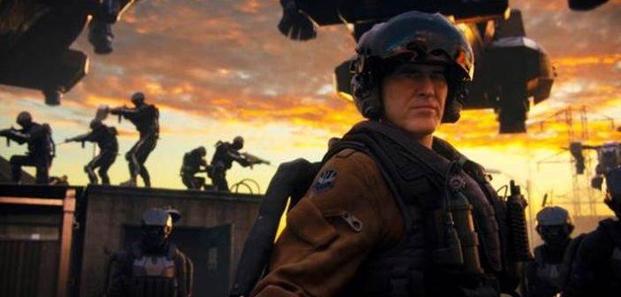Carrier, le prochain épisode de la saga Exo Zombies en vidéo