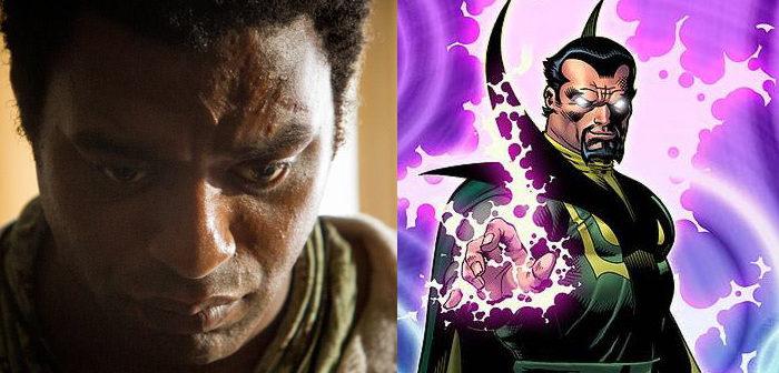 Chiwetel Ejiofor sera le méchant de Dr Strange !