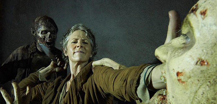 Double dose de Walking Dead au Comic Con et un poster !