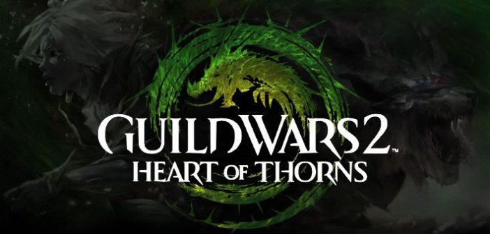 [E3 2015] Guild wars 2 : Heart of Thorns se met au chaud !