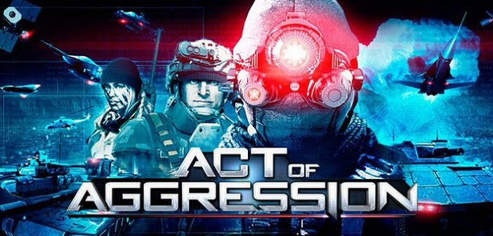 Act of Aggression : le trailer explosif de pré-commande