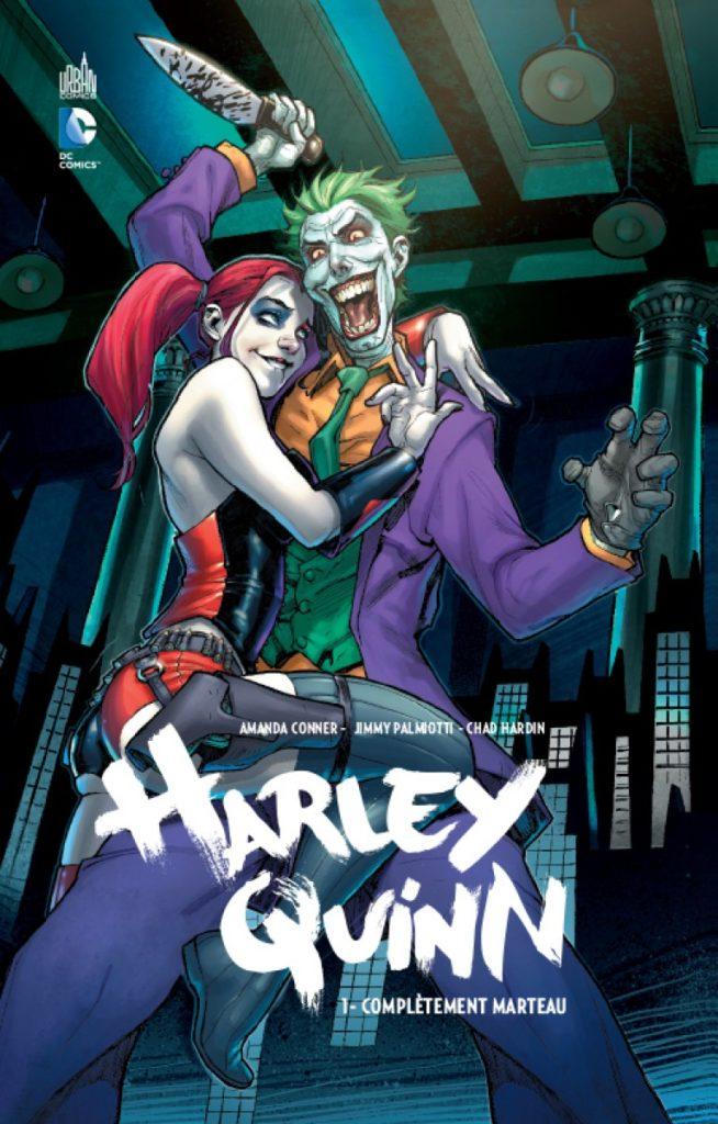 [Critique Comics] Harley Quinn T1 : essai complètement marteau