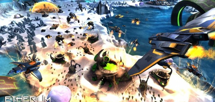 Etherium se lance dans une Free-week Steam !