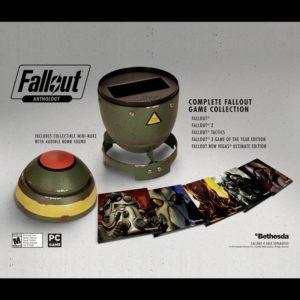 Fallout Anthology : la date de sortie qui fait boum !
