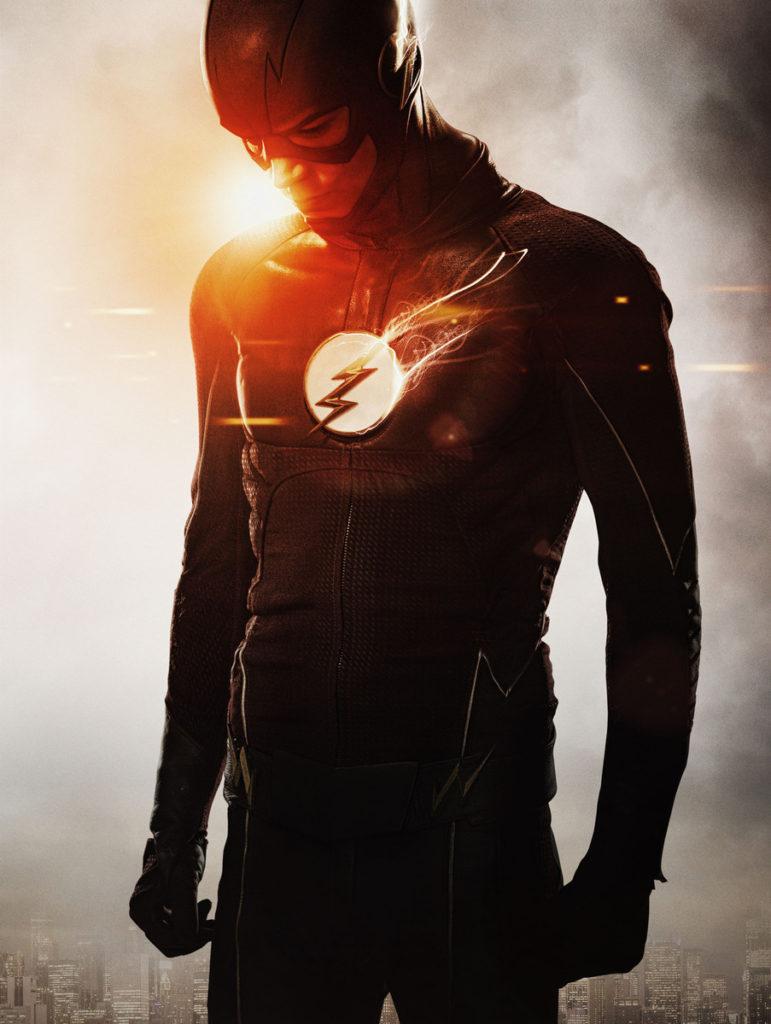 Pour la saison 2, Flash porte un nouveau costume