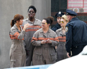 Ghostbusters 3 cast 2
