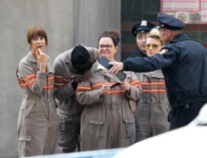 Ghostbusters 3 cast 3