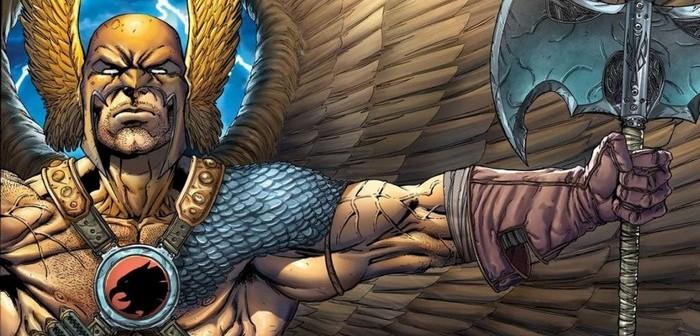 Hawkman débarquera dans Arrow et The Flash